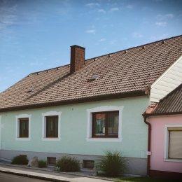 Projekt rekonstrukce rodinného domu Brno-venkov