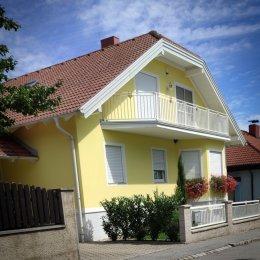 Projekt novostavby rodinného domu Brno-venkov