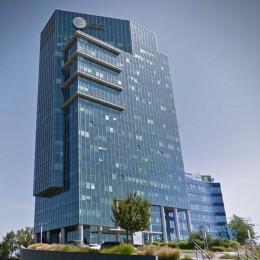 Administrativní budova Bratislava