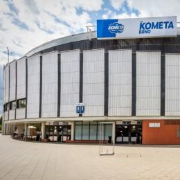 Rekonstrukce zimního stadionu Brno