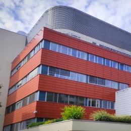 Novostavba mezinárodního centra klinického výzkumu Brno