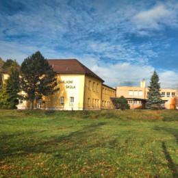 Rekonstrukce základní a mateřské školy Veřovice